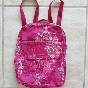 Vera Bradley beautiful backpack